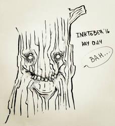 Inktober '16 Day 014 by AdriaMunells