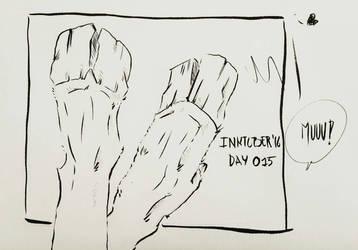 Inktober '16 Day 015 by AdriaMunells