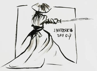 Inktober '16 Day 017 by AdriaMunells