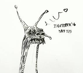 Inktober '16 Day 023 by AdriaMunells