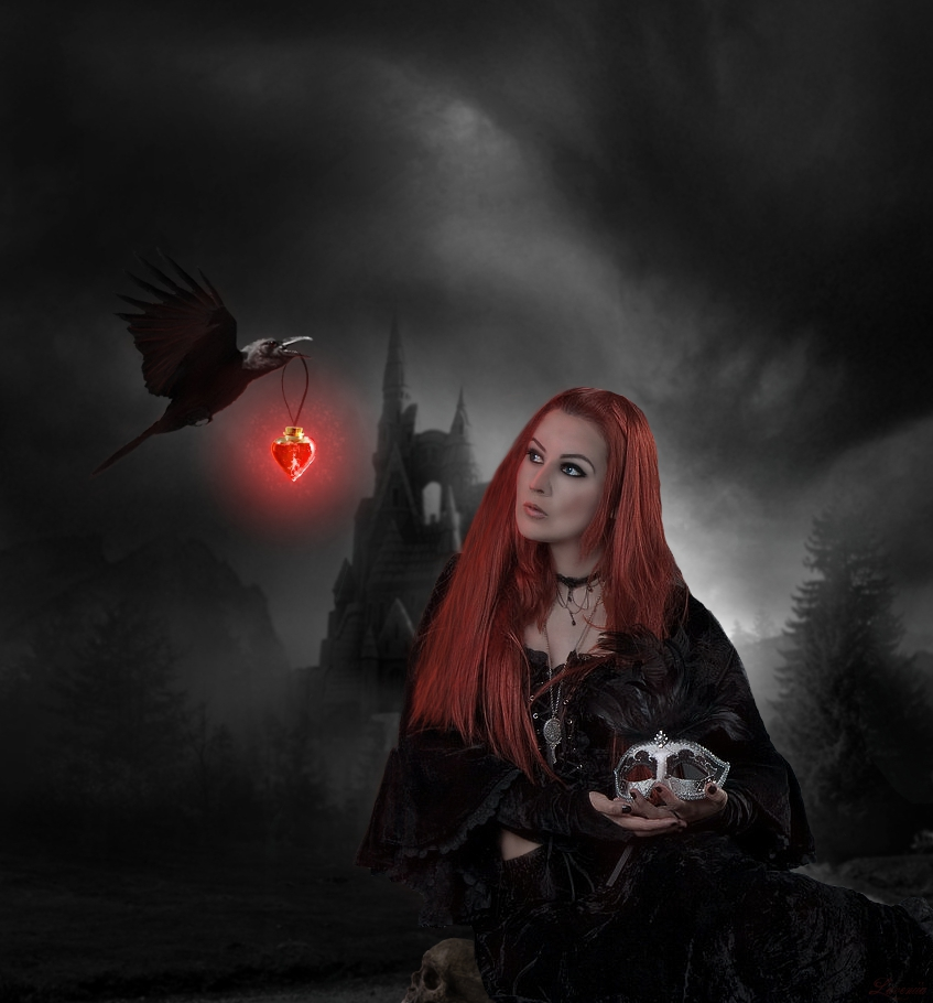 Love potion by Laveniia