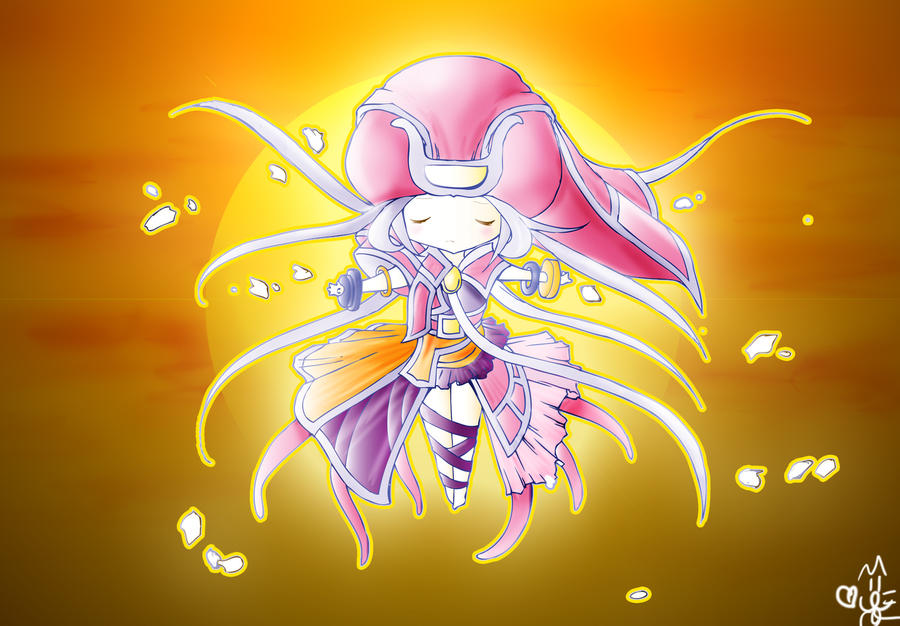 Iris- Summon by meganekko-bomb