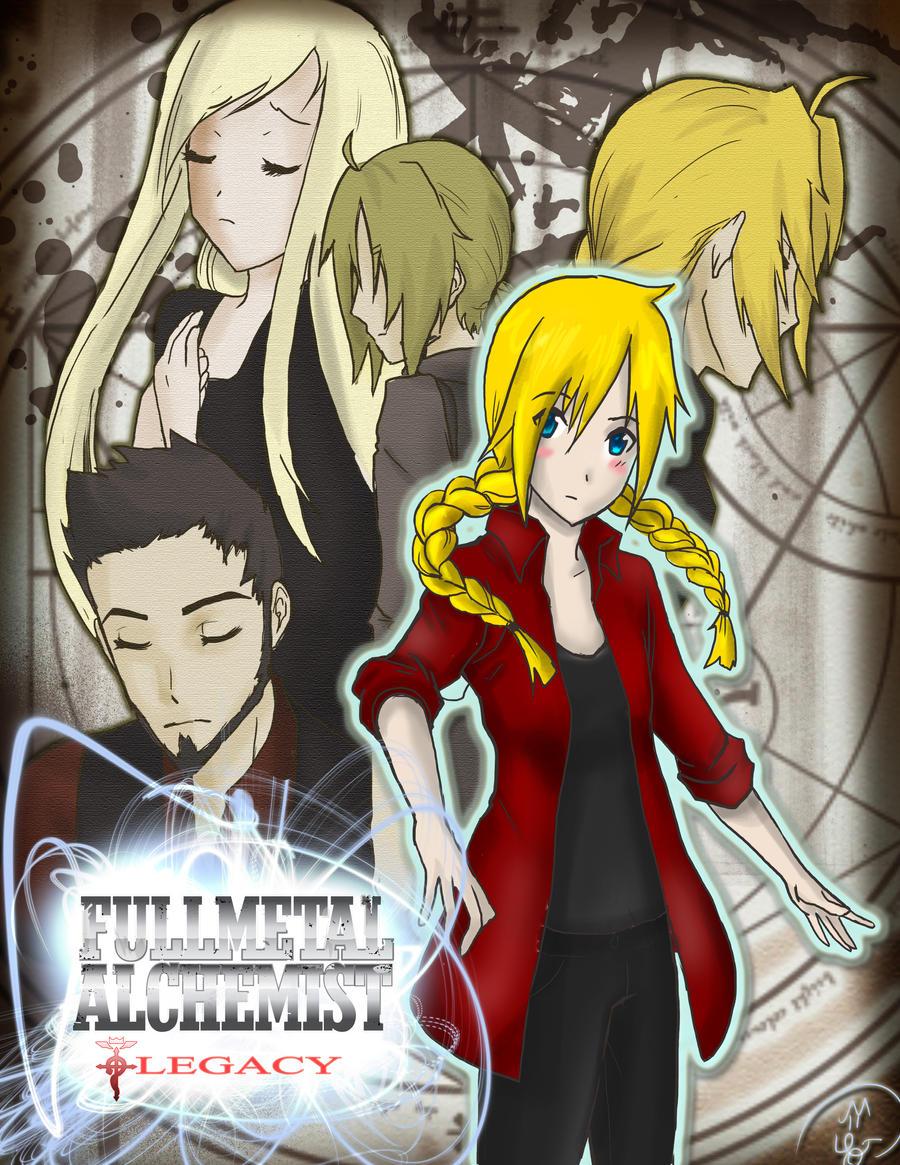 Fullmetal Legacy by kingcael