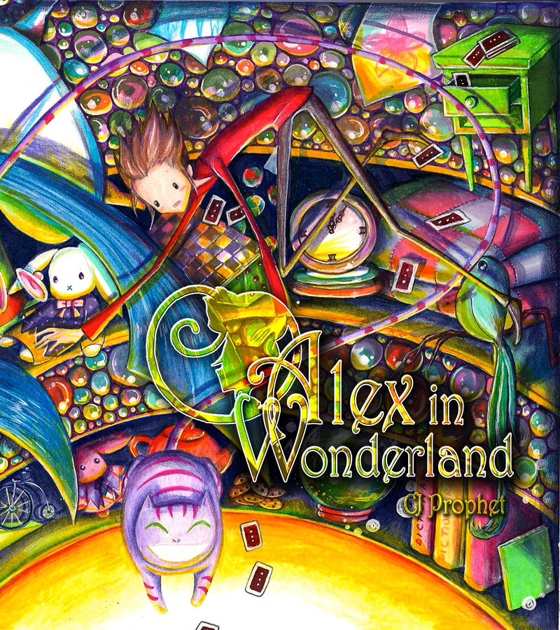 Alex in Wonderland by kingcael