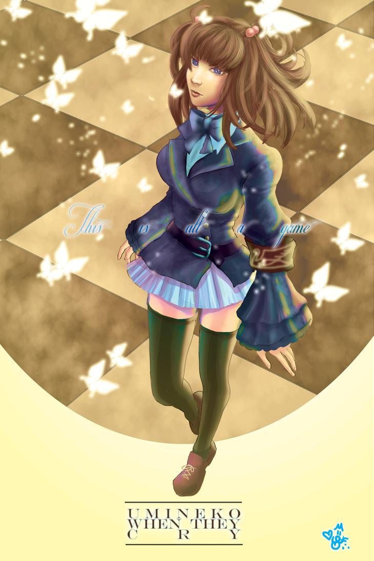 Gretel by meganekko-bomb