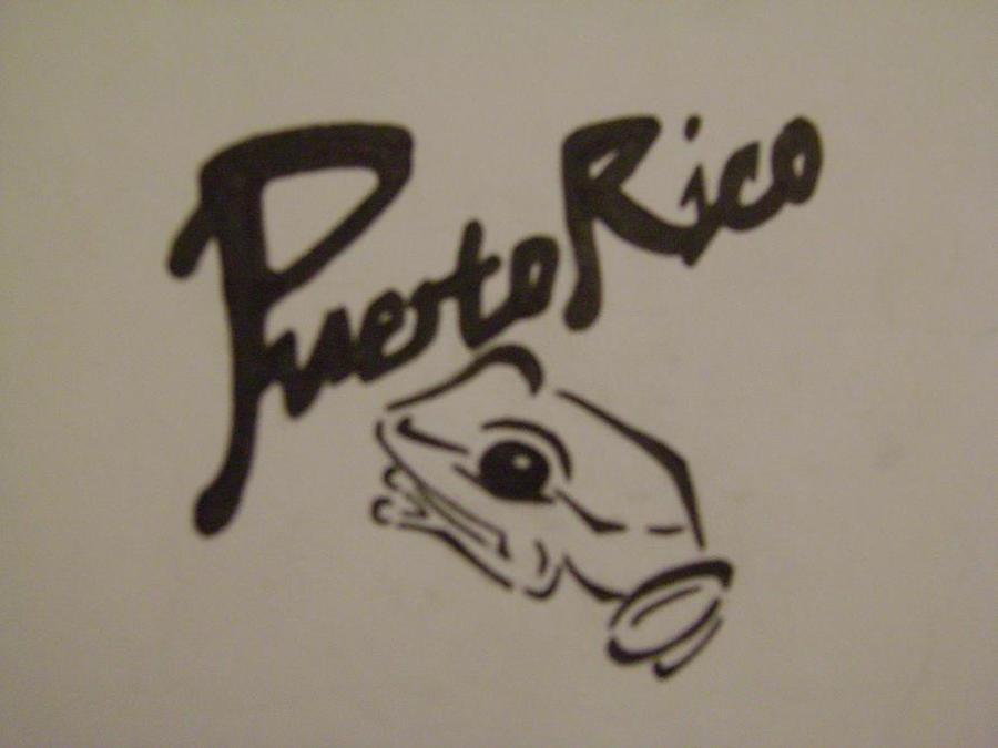 Custom coqui tattoo by xunxsanexmunkee7 on deviantart for Puerto rican frog tattoo