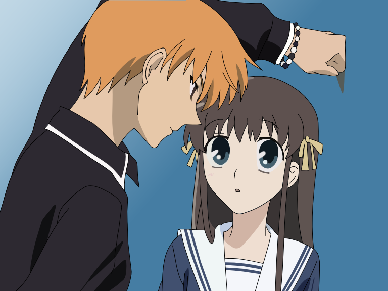 tohru and kyo relationship problems