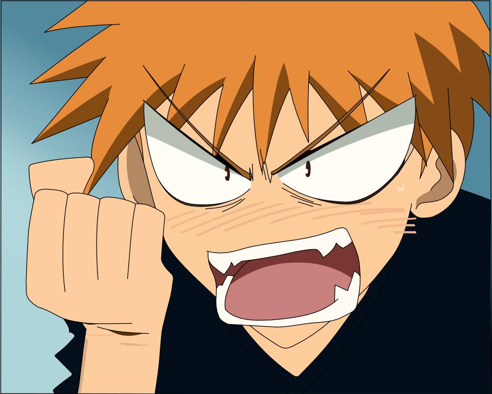 angry anime symbol - photo #29