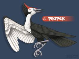 Pikipek by Skudde