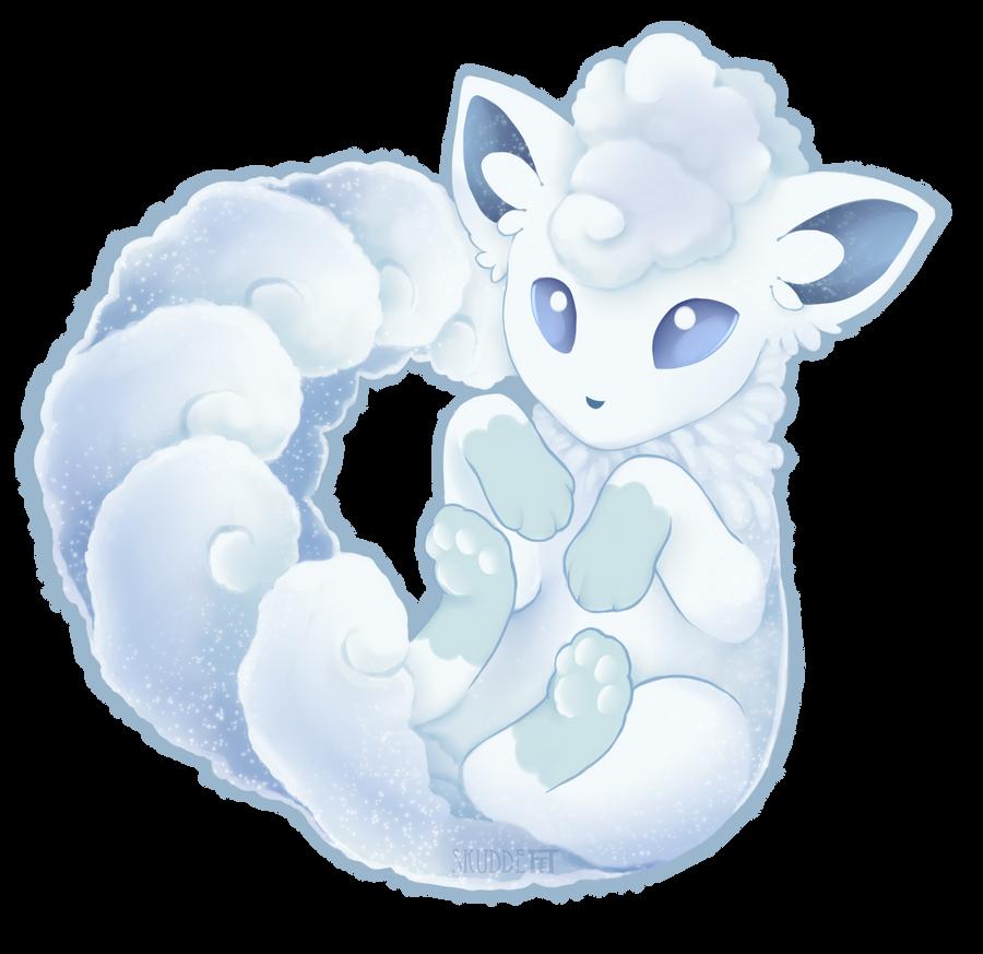 Snow Child by Skudde