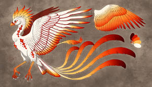 Custom Phoenix - Goulong