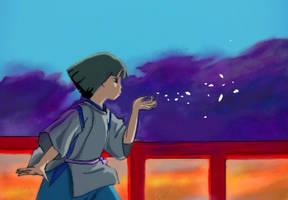 before it gets dark by LittleShirou