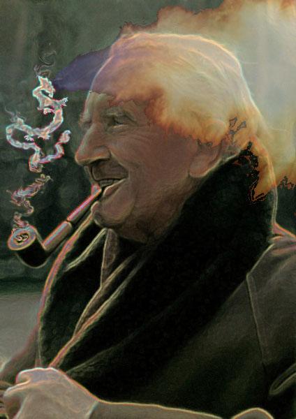 JRR Tolkien - Ein Leben voller Hobbits, Elben und Trolle