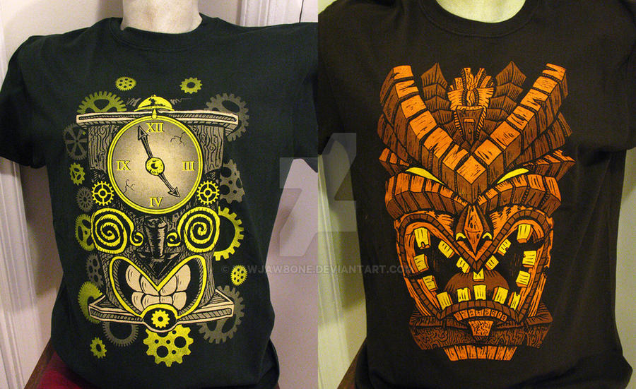 Tiki Shirts at Etsy by rawjawbone
