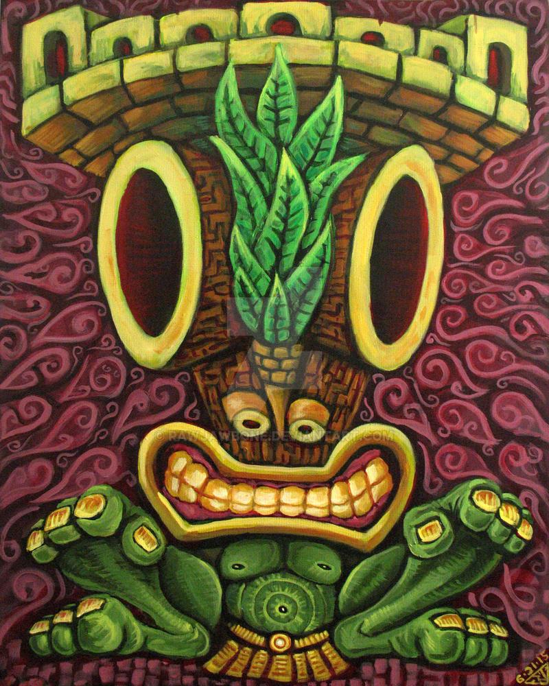 Totem Paolo by rawjawbone