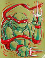Raphael by rawjawbone