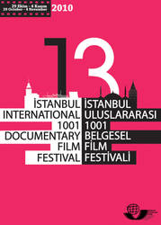 Belgesel Film Festivali Afis by SokakFutbolu