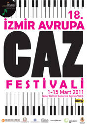 jazz fest.poster 2011 by SokakFutbolu