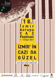 jazz fest.poster 2 2011 by SokakFutbolu