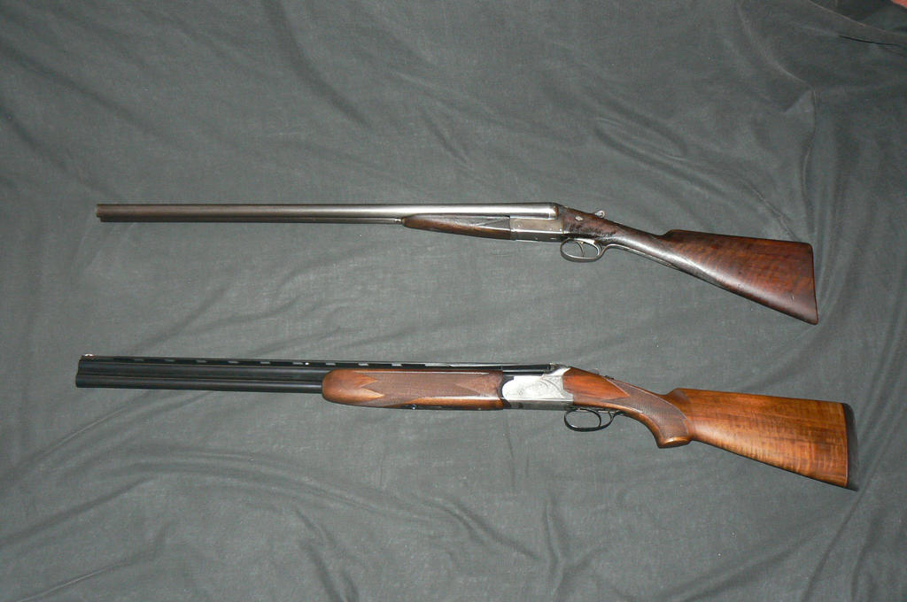 Shotguns by XSergeantMikeX
