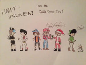 Halloween from the Corner Crew!