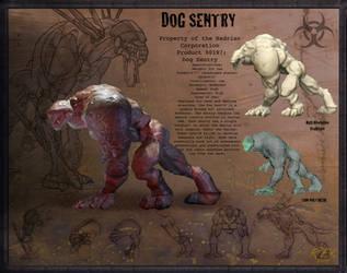 The Dog Sentry