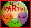 Lets Party Button!! by coliegren02