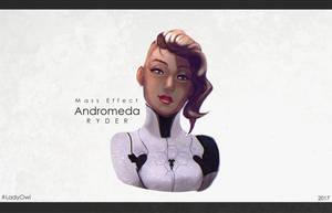 Mass Effect Andromeda - Ryder