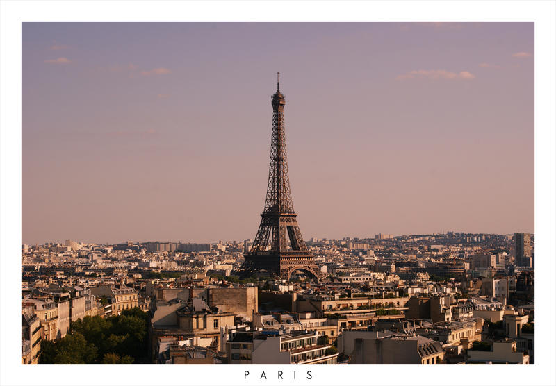 Eiffel Tower by Dudy1