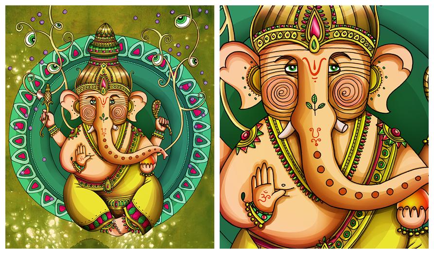 Ganesha by autogas