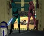 Mission on Tatooine
