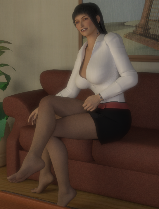 Unusual seduction by Fembod3d