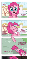 Pinkie Pie VS The Fifth Wall