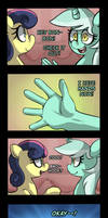 Of Hands and Hooves