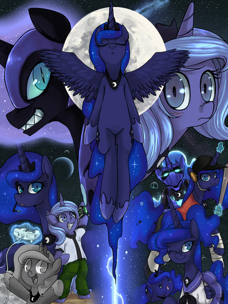 Luna Ten by UC77