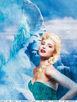 Dianna Agron as Queen Elsa