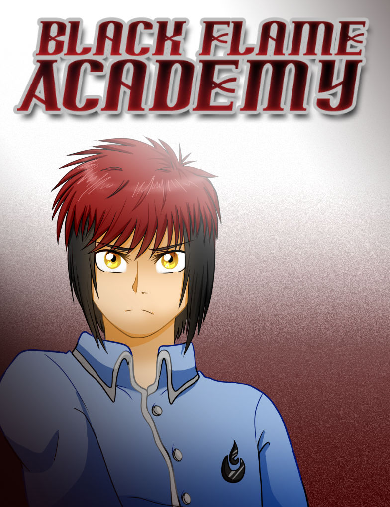 Black Flame Academy (Cover)