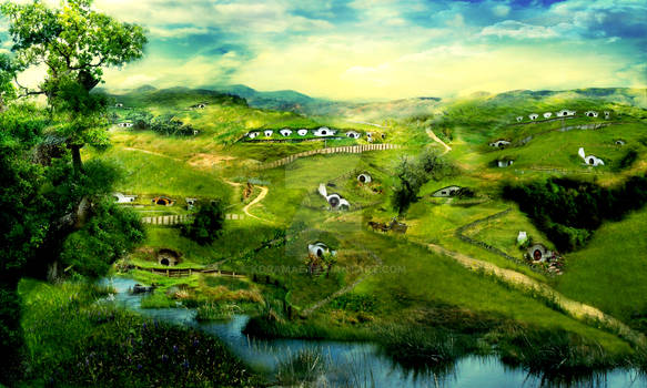 Back to The Shire