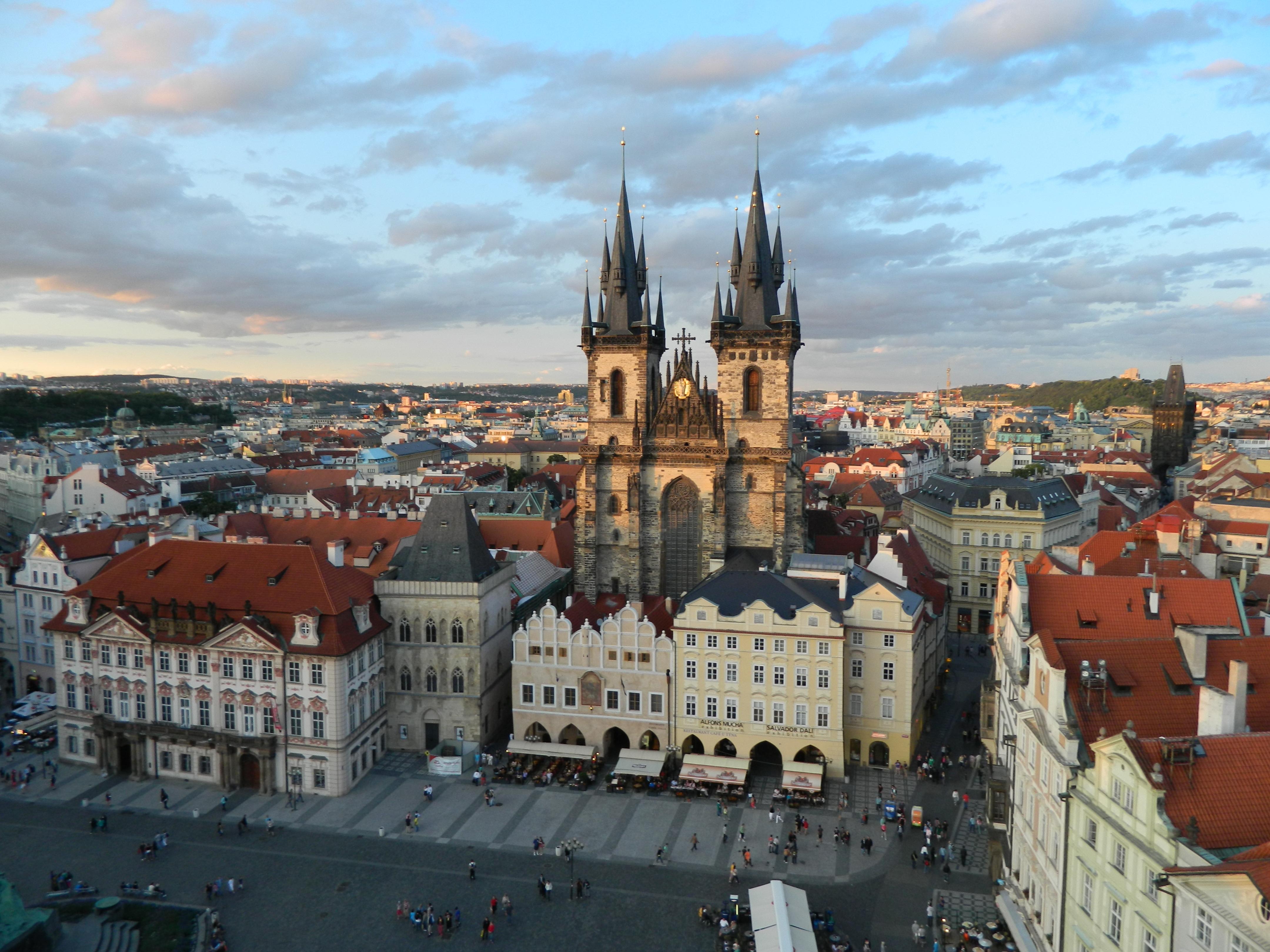Prague Czech Republic  City pictures : Prague Czech Republic by sythirra on DeviantArt