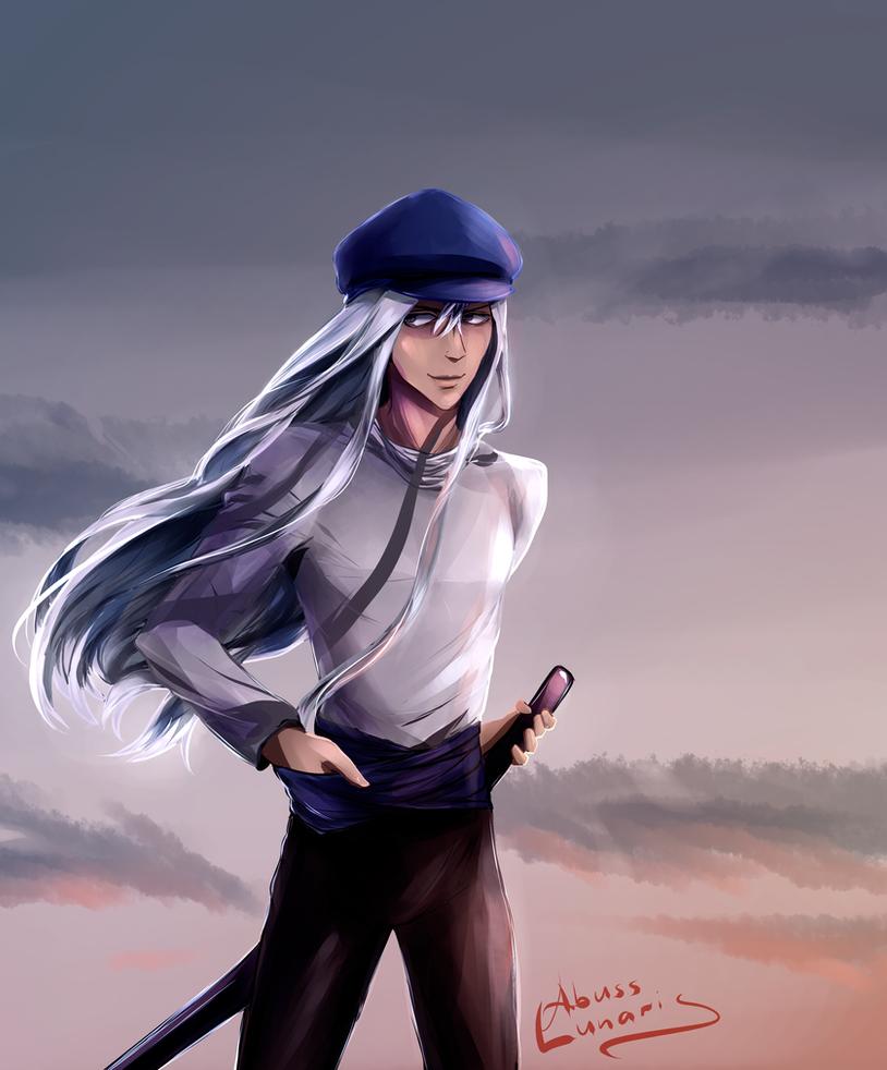 Kaito by AbussLunaris
