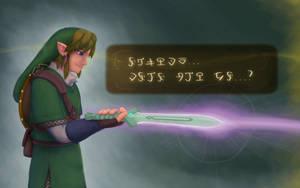 Dowsing for Zelda by corfidbizna