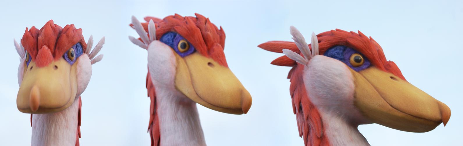 I <3 shoebills [Archive] - The Return of Talking Time
