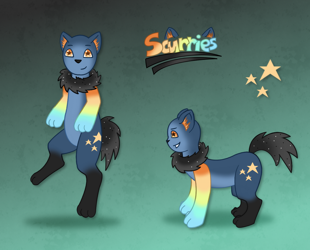 Scurries - Pulsar by Nuperjo