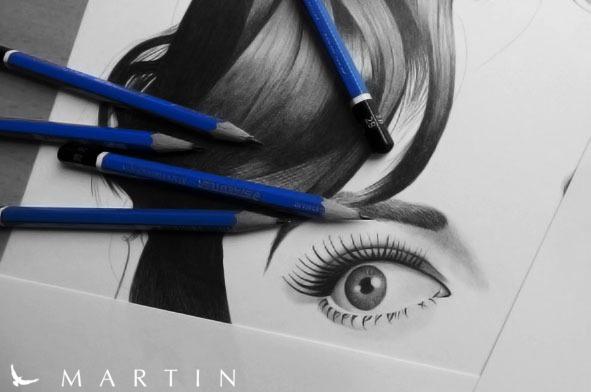 .: Olga Kurylenko ~ WIP :. by Martin--Art