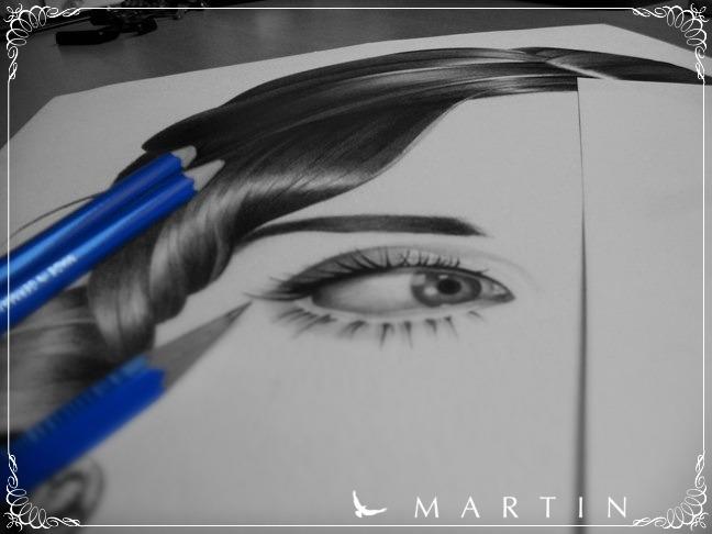 .: Emma Watson ~ WIP :. by Martin--Art