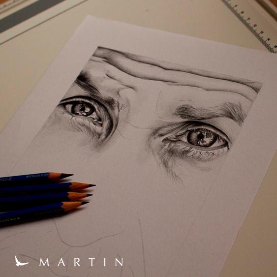 .: Sean Penn ~ WIP I :. by Martin--Art