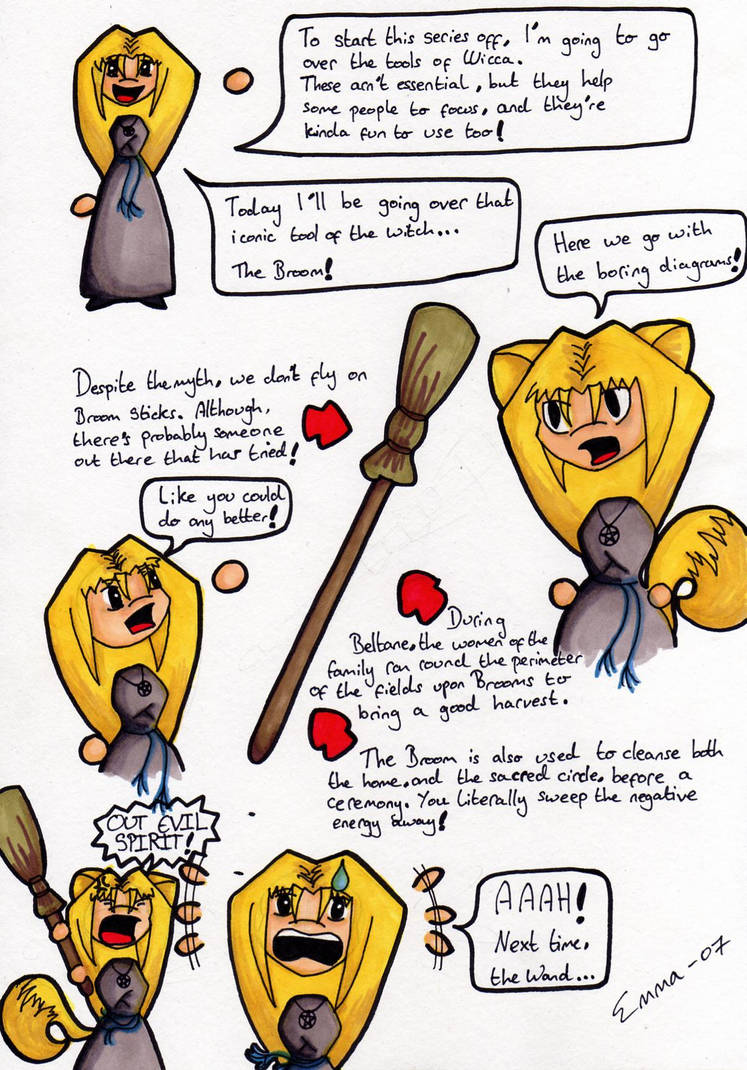 Wiccan Ways 1 by Pickled-witch on DeviantArt