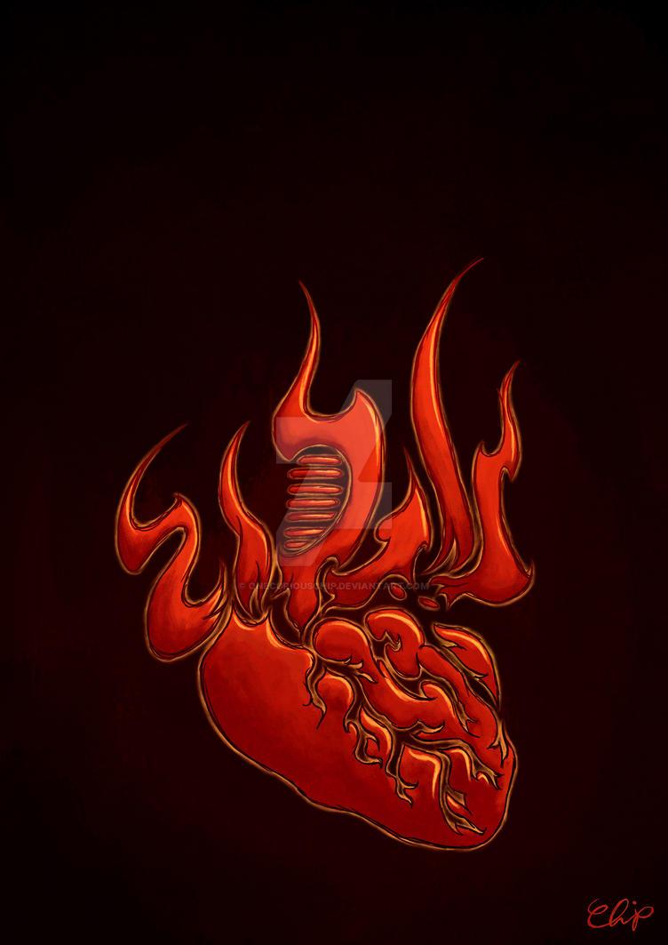 Heartburn by onecuriouschip