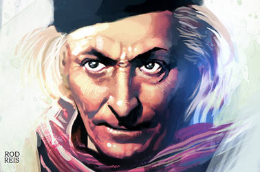 First Doctor by RodReis