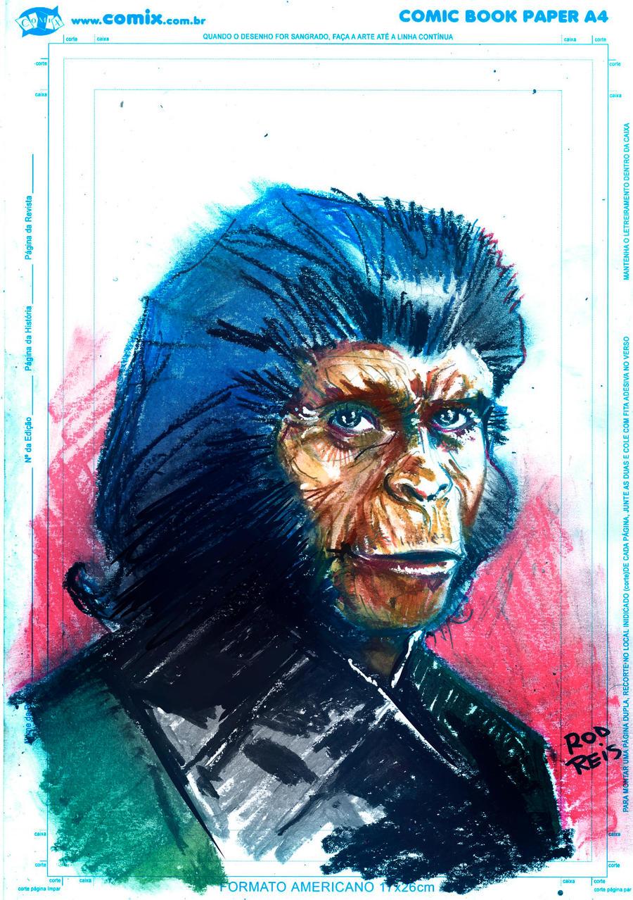 Dra. Zira by RodReis